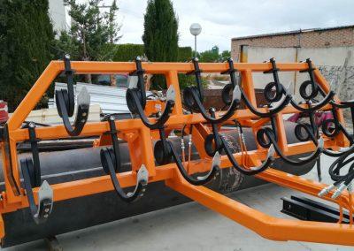 Fabricación de maquinaria agrícola