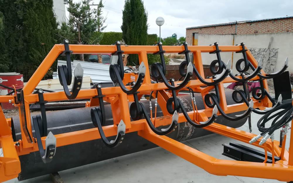 Fabricación y reparación de maquinaria agrícola