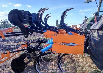 Fabricación y reparación de maquinaria agrícola en Salamanca