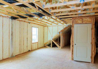 Construcción de una casa prefabricada